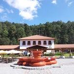 Photo taken at Hacienda Real Tecpan by Fher A. on 12/29/2012