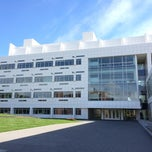 Photo taken at Weill Hall by Angela W. on 10/7/2014