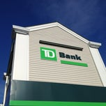 Photo taken at TD Bank by Charlie P. on 2/20/2013