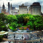 Photo taken at Union Square Park by Stephanie O. on 5/23/2013