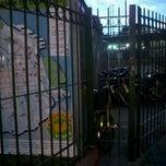 Photo taken at Estación Virrey Cevallos [Ecobici] by Zequi C. on 9/20/2012