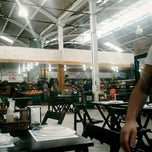 Photo taken at Mercado Municipal de Santo Amaro by Nel H. on 4/6/2013