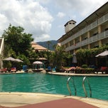 Photo taken at Thara Patong Beach Resort & Spa, Phuket by Vova G. on 4/3/2013