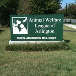 Photo taken at Animal Welfare League Of Arlington by Seoul F. on 9/22/2012