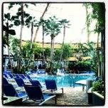 Photo taken at Harrah's Resort Hotel & Casino by Rebecca W. on 8/11/2013