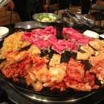 Photo taken at Honey Pig Korean BBQ by Cecilia on 7/21/2013