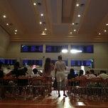 Photo taken at 新南陽ふれあいセンター by surf5150 on 8/18/2013