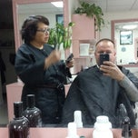 Photo taken at Classic Hair Salon by Charles G. on 2/15/2014