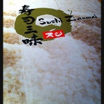 Photo taken at Sushi Zanmai by Panpizza Y. on 3/17/2013