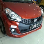 Photo taken at Perodua Sales & Service Center by Pawy J. on 1/21/2015