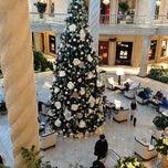 Photo taken at Crocus City Mall by Anastasia S. on 12/16/2012