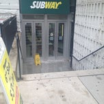 Photo taken at Subway by Steven J. on 4/23/2013