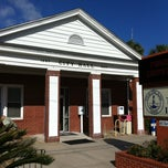 Photo taken at Tybee Island City Hall by Jeremy R. on 10/14/2012