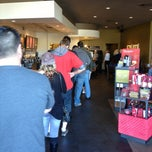 Photo taken at Starbucks by Rob M. on 12/22/2012