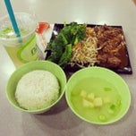 Photo taken at Foodcourt golden truly by Ratna S. on 2/2/2013