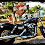 Photo taken at Seminole Harley-Davidson by Angela D. on 12/31/2012