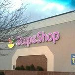 Photo taken at Stop & Shop by Nicholas O. on 4/29/2013