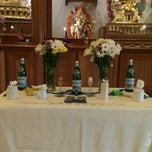 Photo taken at Kadampa Meditation Center Texas by Lukas K. on 8/22/2014