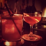 Photo taken at Flatiron Lounge by Simone D. on 7/27/2013