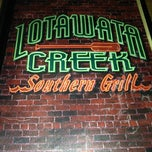 Photo taken at Lotawata Creek Southern Grill by Tanya F. on 12/30/2012