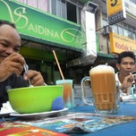 Photo taken at Saidina Cafe by Pakngah S. on 3/31/2014