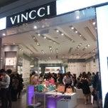 Photo taken at Vincci by Rianti Yusti on 2/13/2014