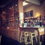 Photo taken at Le Pain Quotidien by Panos M. on 11/25/2012