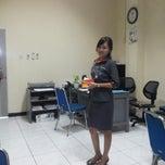 Photo taken at Bank BRI by Eunice v. on 4/25/2013