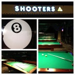 Photo taken at Shooters by Rich H. on 8/19/2013