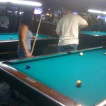 Photo taken at Hollywood Billiards by Rich H. on 8/19/2013