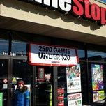 Photo taken at GameStop by Bonnie K. on 12/7/2013
