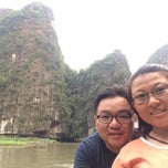 Photo taken at Ninh Bình by Kevin C. on 4/4/2015