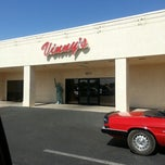 Photo taken at Vinny's Pizza by Marcus S. on 6/13/2013