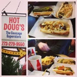 Photo taken at Hot Doug's by Leigh Anna T. on 6/16/2013