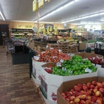Photo taken at Woodman's Food Market by Amber K. on 7/8/2013
