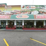 Photo taken at Mario's Pizza, Chaguanas - Main Rd. by Mario's Pizza on 8/10/2014