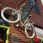 Photo taken at Art Gallery of Fells Point by Eli J. on 10/6/2012