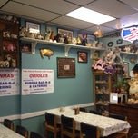 Photo taken at Bubba's bar-b-q by Mike v. on 10/26/2013