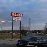 Photo taken at Liquorville by Christine on 10/19/2012