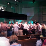 Photo taken at Concord Baptist Church by Sharlie N. on 7/21/2014