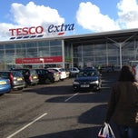 Photo taken at Tesco Extra by Lady Louise V. on 11/10/2012