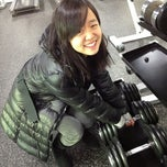 Photo taken at Fitness Center by Sheamin K. on 12/9/2012