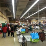 Photo taken at Dominick's by David L. on 3/30/2013