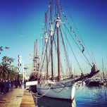 Photo taken at Port de Barcelona by Maxi A. on 12/30/2012