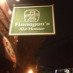 Photo taken at Flanagan's Ale House by Nathanial M. on 3/15/2013
