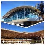 Photo taken at Bandara Sultan Thaha Syaifuddin (DJB) by Cahya Y. R. on 5/25/2013