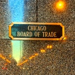 Photo taken at Chicago Board of Trade by Misha K. on 4/28/2015
