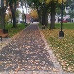 Photo taken at Parc Beaudet by William S. on 10/15/2013
