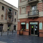 Photo taken at Can Ganassa by Gustavo B. on 8/30/2013