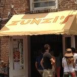 Photo taken at Zunzi's by Lori C. on 5/18/2013